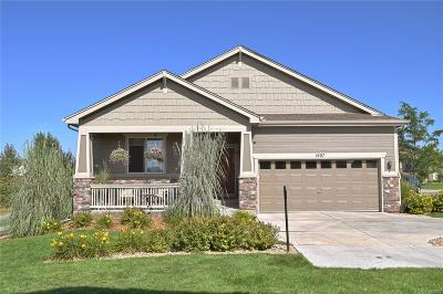Longmont Single Family Home Active: 1507 Lasalle Way