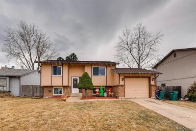 Arvada Single Family Home Active: 8806 West 86th Drive