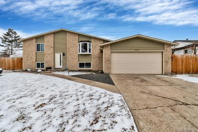 Arvada Single Family Home Active: 7295 Taft Court