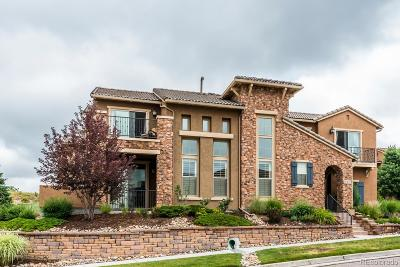 Highlands Ranch Condo/Townhouse Active: 9212 Viaggio Way