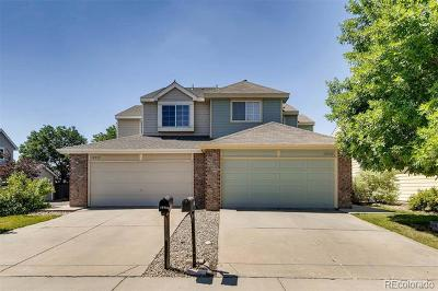 Commerce City Condo/Townhouse Active: 10950 East 96th Place