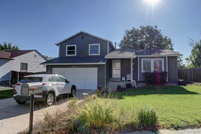 Aurora Single Family Home Active: 17574 East Bellewood Circle