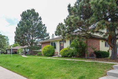 Lakewood Condo/Townhouse Active: 3225 South Garrison Street #36