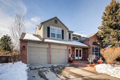 Highlands Ranch Single Family Home Active: 607 Huntington Place