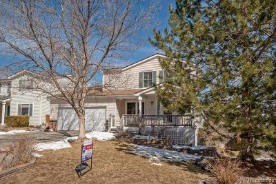 Littleton Single Family Home Under Contract: 8002 Eagleview Drive