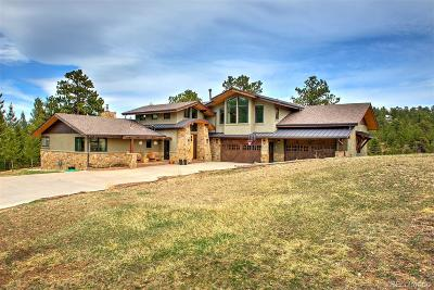 Evergreen Single Family Home Under Contract: 32469 Woodland Drive
