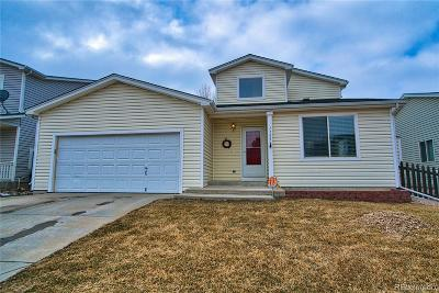 Longmont CO Single Family Home Active: $393,000