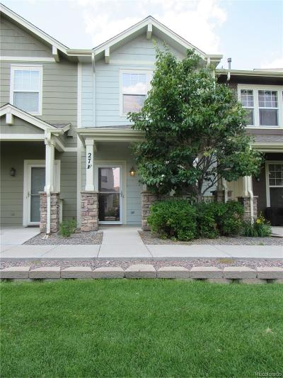 Commerce City Condo/Townhouse Under Contract: 15612 East 96th Way #27F