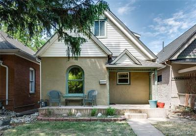 Single Family Home Active: 3341 Quitman Street