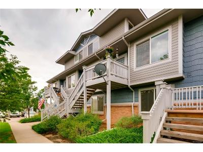 Arvada Condo/Townhouse Under Contract: 9139 West 50th Lane #205