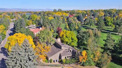 Boulder Single Family Home Under Contract: 7320 Island Circle