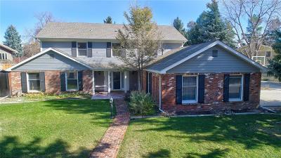 Longmont Single Family Home Under Contract: 440 Golden Lane