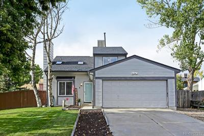 Denver Single Family Home Active: 9406 West Wagon Trail Circle