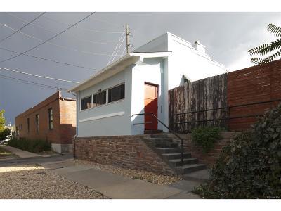 Baker, Baker/Santa Fe, Broadway Terrace, Byers, Santa Fe Arts District Single Family Home Active: 722 West 11th Avenue