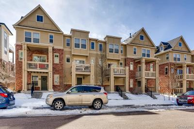 Lone Tree Condo/Townhouse Under Contract: 9520 Halstead Lane