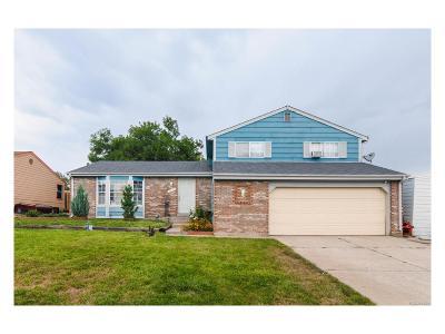 Denver Single Family Home Under Contract: 4735 Blackhawk Way
