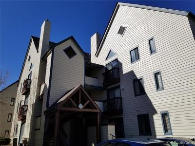 Greenwood Village Condo/Townhouse Active: 6380 South Boston Street #3-335