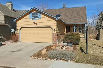 The Meadows Single Family Home Under Contract: 3145 West Sugarbowl Court