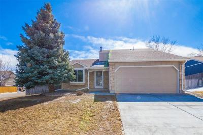 Littleton Single Family Home Under Contract: 10930 West Fair Avenue