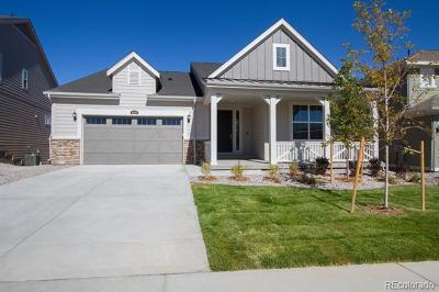Castle Pines CO Single Family Home Active: $668,300
