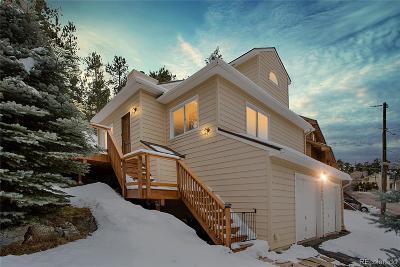 Conifer, Evergreen Single Family Home Under Contract: 30027 Aspen Lane