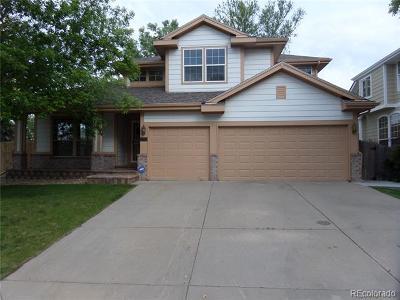 Thornton Single Family Home Active: 13478 Marion Street
