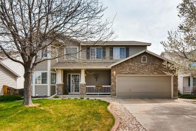 Commerce City Single Family Home Active: 11334 Oakland Drive
