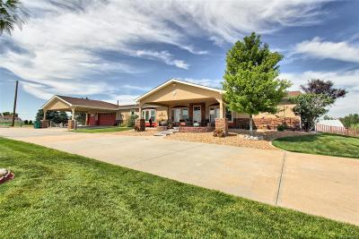 Adams County Single Family Home Active: 12525 Tower Road