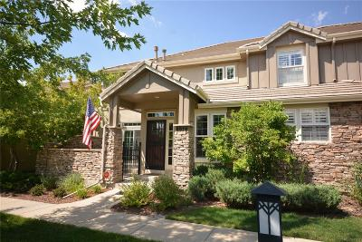 Highlands Ranch Condo/Townhouse Active: 8978 Old Tom Morris Circle