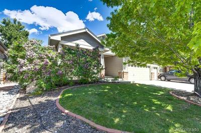 Castle Rock Single Family Home Active: 1533 Short Grass Court