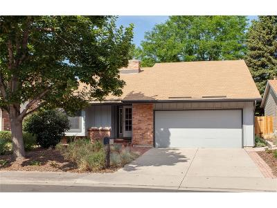 Aurora Single Family Home Active: 12107 East Amherst Circle