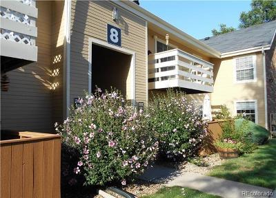 Wheat Ridge Condo/Townhouse Under Contract: 10251 West 44th Avenue #8-106