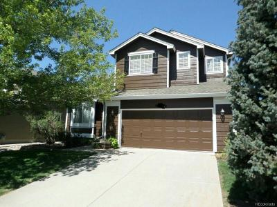 Highlands Ranch Single Family Home Under Contract: 371 English Sparrow Drive