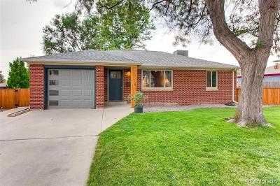 Arvada Single Family Home Active: 5400 Iris Street