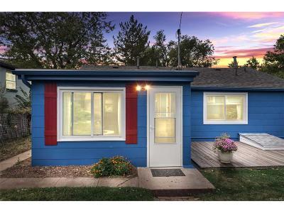 Englewood Single Family Home Active: 3384 South Corona Street