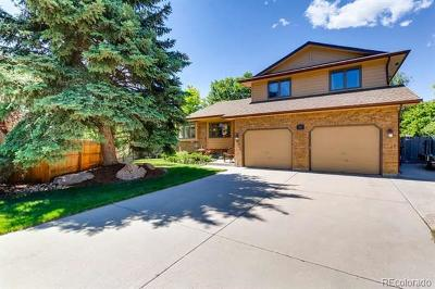 Longmont Single Family Home Active: 1142 Twin Peaks Circle