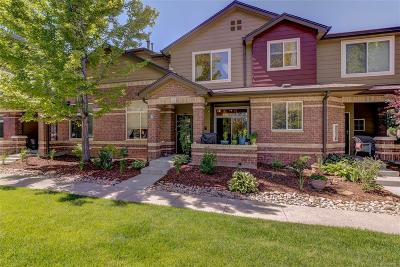 Highlands Ranch, Lone Tree Condo/Townhouse Active: 6484 Silver Mesa Drive #B