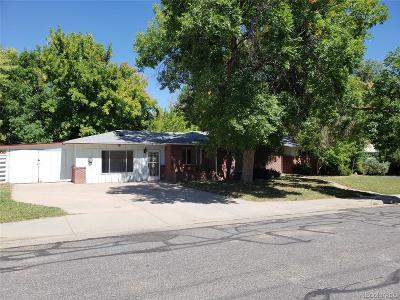 Boulder Single Family Home Active: 1775 Cedar Avenue