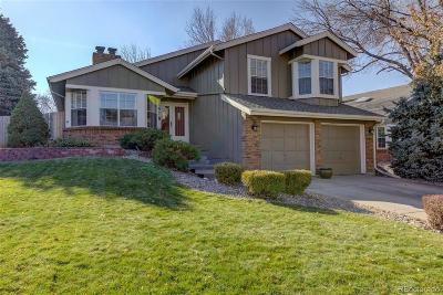 Littleton Single Family Home Under Contract: 2470 West Kettle Avenue