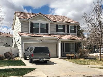 Denver Single Family Home Active: 4417 Argonne Street