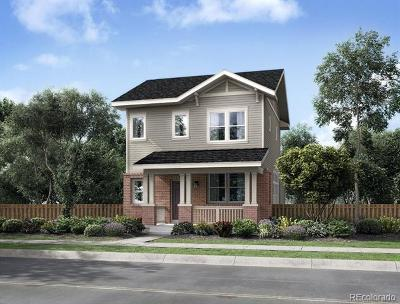 Aurora, Denver Single Family Home Active: 11220 East 26th Avenue