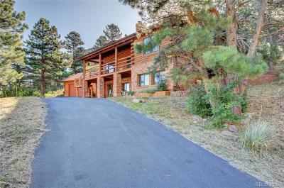 Boulder County Single Family Home Active: 1280 North Cedar Brook Road