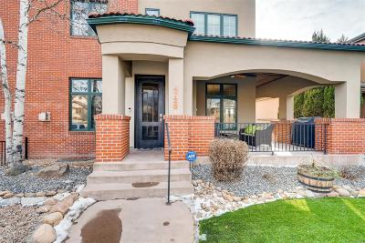 Denver Condo/Townhouse Active: 4728 West Moncrieff Place