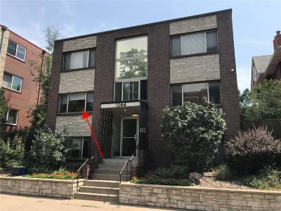 Denver Condo/Townhouse Active: 1144 North Ogden Street #201