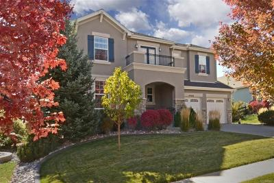 Broomfield Single Family Home Active: 4466 Eagle River Run