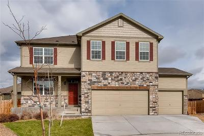 Commerce City Single Family Home Active: 10453 Scranton Way