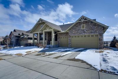 Aurora Single Family Home Under Contract: 27392 East Otero Place