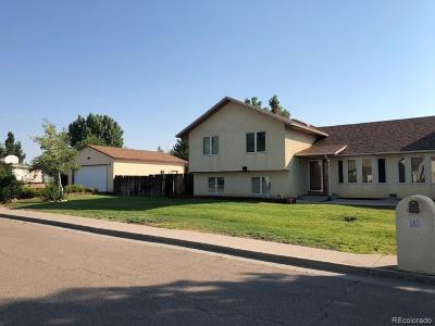 Pueblo Single Family Home Under Contract: 1 Silversmith Court