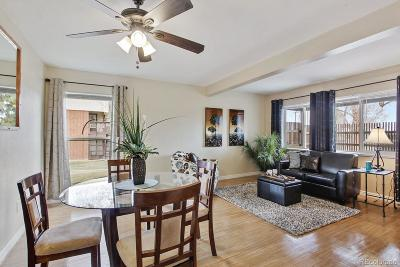 Denver Condo/Townhouse Under Contract: 3663 South Sheridan Boulevard #P1