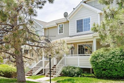 Aurora Condo/Townhouse Active: 1362 South Cathay Court #103